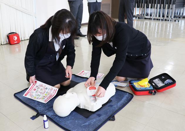 AED講習会.JPG