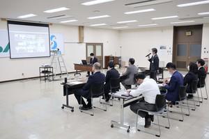 上期金融部推進会議.JPG