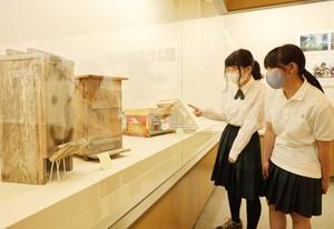 富士見高校養蜂部特別展.jpg